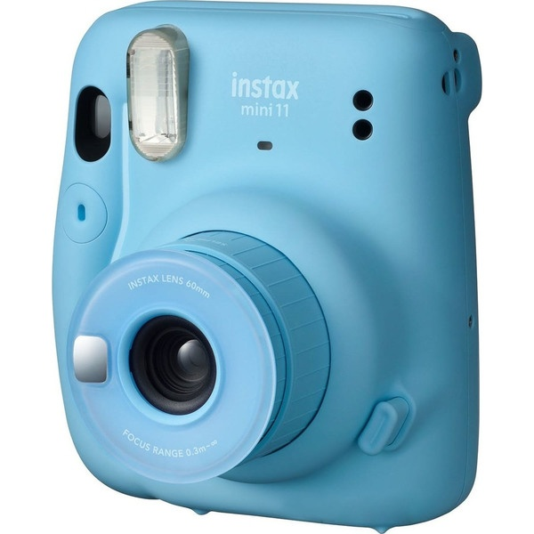 Фотоаппарат мгновенной печати Fujifilm Instax Mini 11 Sky Blue