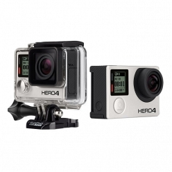 Экшн-камера GoPro HERO4 Silver Edition Adventure