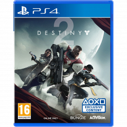 Destiny 2 PS4, русская версия