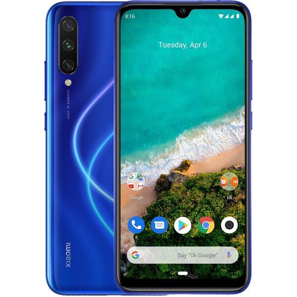 Смартфон Xiaomi Mi A3 64GB Blue