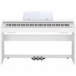 Цифровые пианино Casio Privia PX-770WE