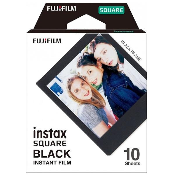 Фотопленка Fujifilm Instax SQUARE Black