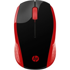 Компьютерная мышь HP Wireless Mouse 200 Emprs Red (2HU82AA)