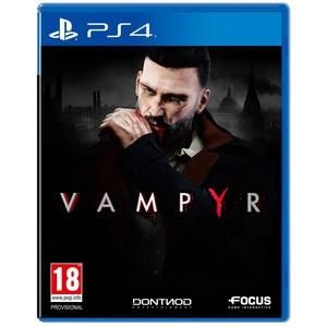 Vampyr PS4, русские субтитры