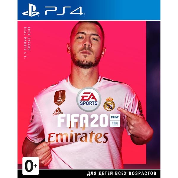 FIFA 20 PS4, русская версия Sony