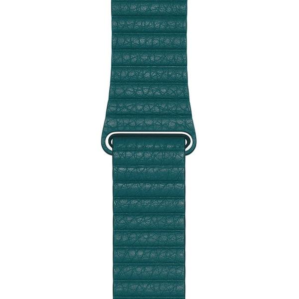 Ремешок для умных часов Apple Watch 44 мм, зелёный павлин (MXPM2ZM/A) Watch 44 мм, зелёный павлин (MXPM2ZM/A)