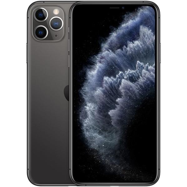Смартфон Apple iPhone 11 Pro Max 64 ГБ серый космос фото