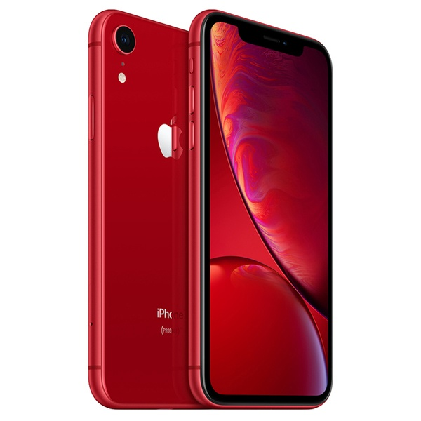 Смартфон Apple iPhone XR 128 ГБ (PRODUCT) красный фото