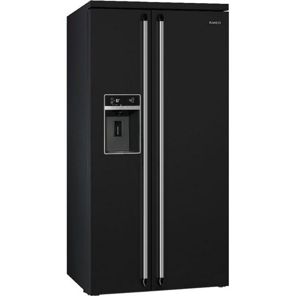 Холодильник Холодильник Smeg SBS963N Холодильник SBS963N фото