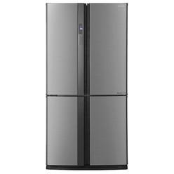 Холодильник с большой морозильной камерой Sharp SJ-EX98FSL