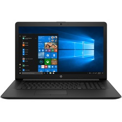 Ноутбук HP Notebook 17-by0039ur Jet Black (4KC42EA)