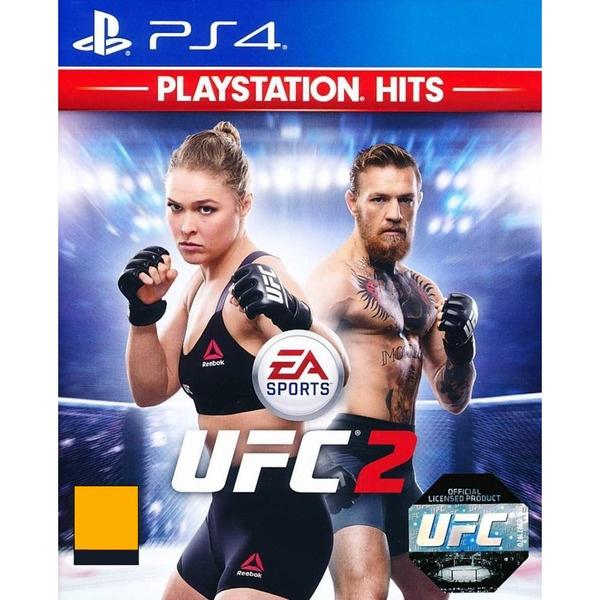 UFC 2 (Хиты PlayStation) PS4, английский