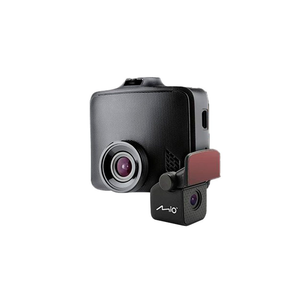 Видеорегистратор MIO MiVue C380D Black черного цвета