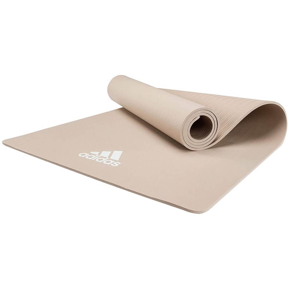 коврик для йоги adidas adyg 10100bl Коврик для йоги Adidas ADYG-10100VG