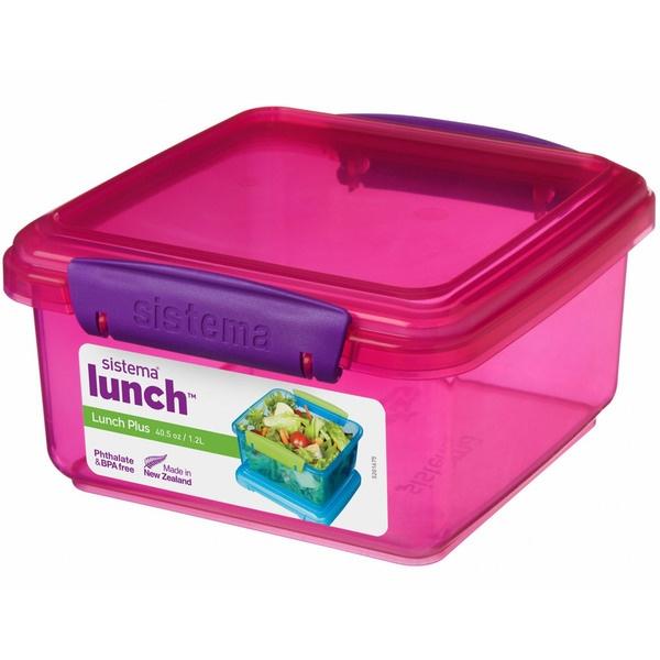 Контейнер для еды Sistema Lunch 31651R фото