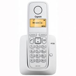 Радиотелефон Gigaset А120 white