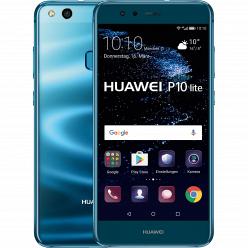 Смартфон Huawei P10 lite blue