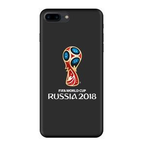 Deppa FIFA Official Emblem для iPhone 7/8 Plus, черный