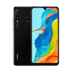 Безрамочный смартфоны Huawei P30 Lite Полночный черный