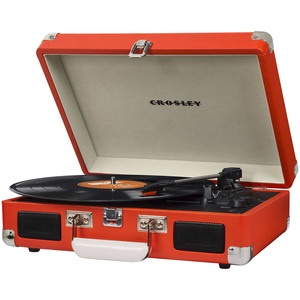Crosley Cruiser Deluxe CR8005D-OR Bluetooth
