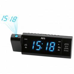Электронные настольные часы AEG MRC 4159P