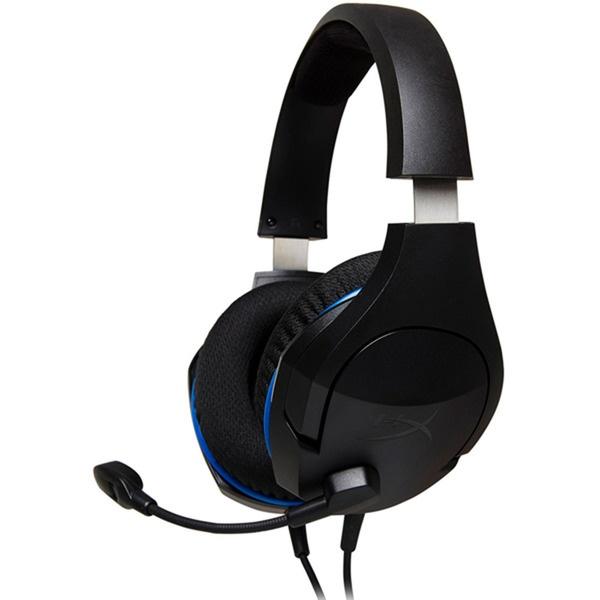 Компьютерная гарнитура HyperX Stinger Core Headset Black PS4
