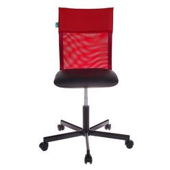Компьютерное кресло Бюрократ CH-1399 черно-красный