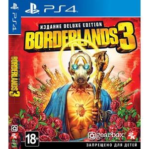 Borderlands 3 Deluxe Edition PS4, русская версия