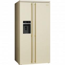Холодильник на 400 литров Smeg SBS 8004 P