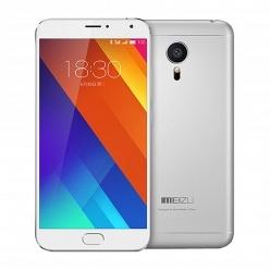 Смартфон Meizu MX5 32 Гб Silver/White