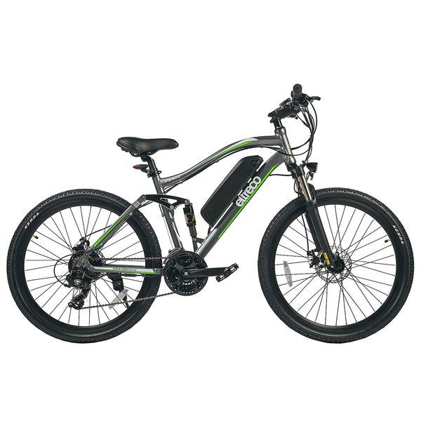 Электровелосипед Eltreco FS900 26 черный