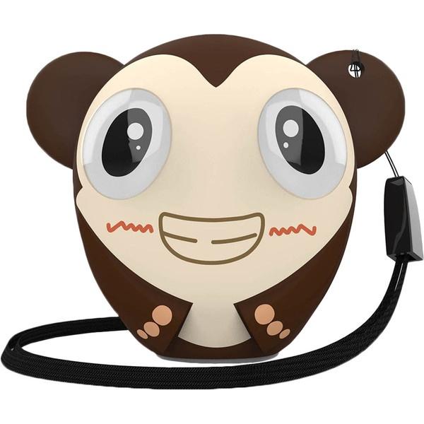 Портативная акустика Hiper ZOO Music Monkey H-OZ3 обезьяна