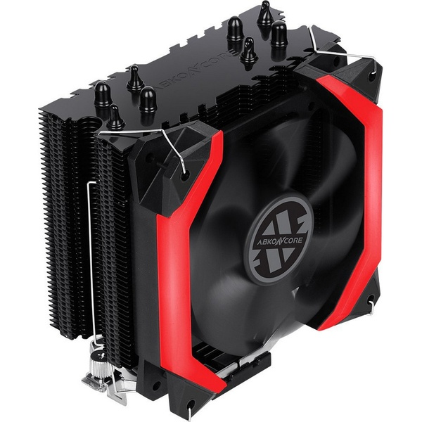 Кулер Abkoncore COOLSTORM T402B SPIDER Red фото