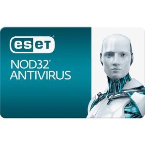 Электронная лицензия ESET NOD32 Антивирус на 1 год на 3 ПК/ 20 месяцев