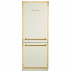 Холодильник с морозильной камерой 100 литров  Kuppersberg NRS 1857 C Bronze