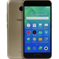 Смартфон Meizu M5 16 Гб Gold