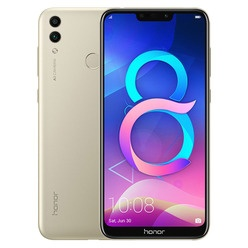 Смартфон Honor 8C Gold