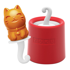 Форма для мороженого Zoku Kitty ZK123-009