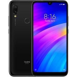 Смартфон с мощным аккумулятором Xiaomi Redmi 7 32GB Black
