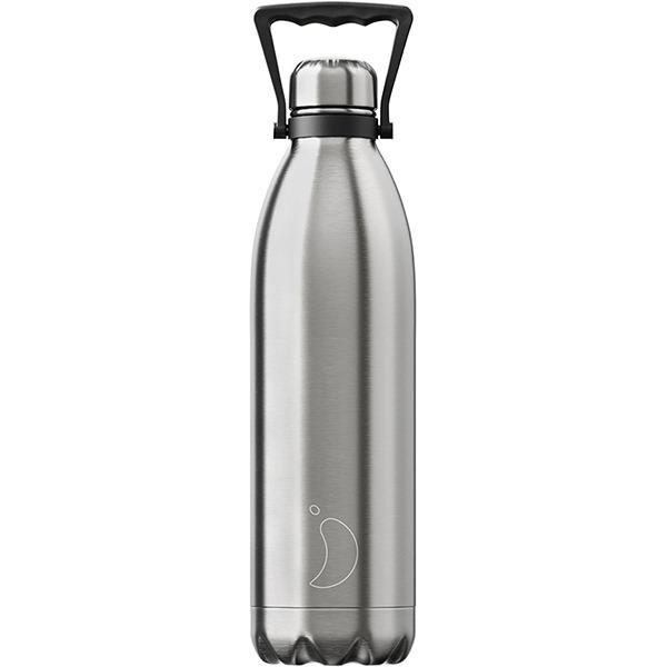Термос Chilly's Bottles Stainless Steel B1800SSSTL