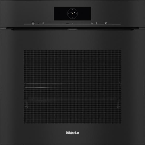 Духовой шкаф Miele H7860BPX OBSW чёрный обсидиан фото