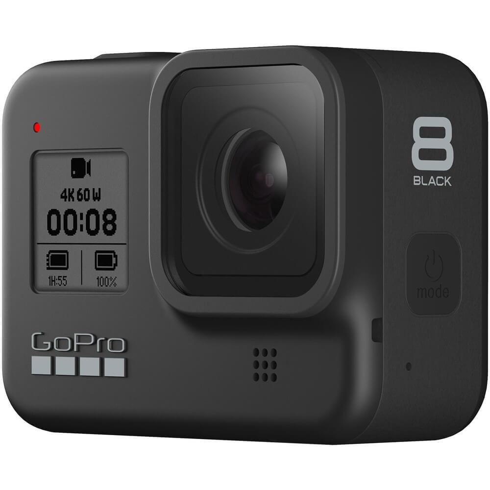 Экшн-камера GoPro HERO8 Black (CHDHX-801-RW) HERO8 Black (CHDHX-801-RW)