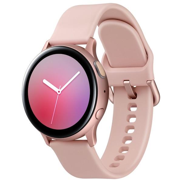 Умные часы Samsung Galaxy Watch Active2 40 мм золото, золотой  - купить со скидкой