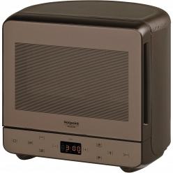 Маленькая микроволновая печь Hotpoint-Ariston MWHA 13321 NOIR