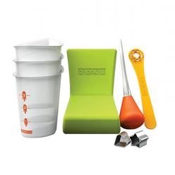 Набор инструментов для украшения мороженого Zoku Quick Pop Tools ZK103