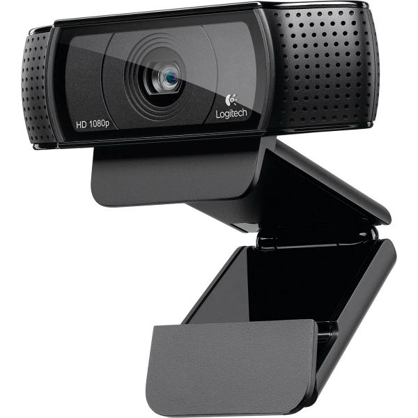 Веб-камера Logitech Full HD 1080p Pro Webcam C920