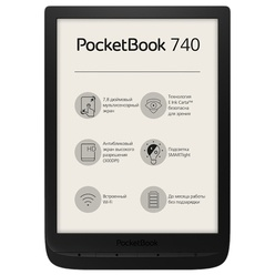 Электронная книга e-ink PocketBook 740