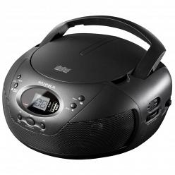 Магнитола Supra BB-CD121U black