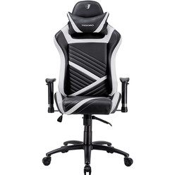 Компьютерное кресло TESORO Zone Speed F700 BW Black/White