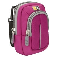 Компактная сумка, чехол для фото- и видеотехники CASE LOGIC DCB-302P, цвет розовый, нейлон
